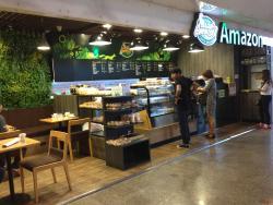 Amazon Cafe