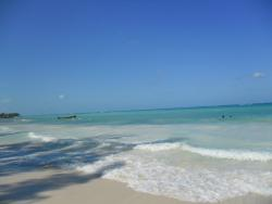 Red Stripe Beach