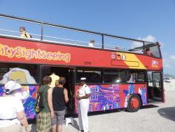 Open Top Double Decker Tours