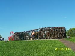 Monumento Batalla Vuelta de Obligado