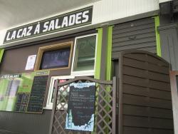 La Caz a Salades