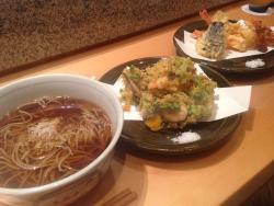 Soba Tempura Restaurant Saikai