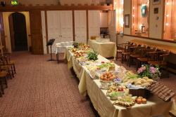 Beautifully Prepared Food