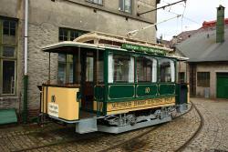 Bergens Elektriske Sporvei - Museumstrikken
