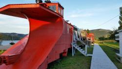 Railway Society of Newfoundland Historic Train Site