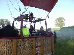 Virgin Balloon Flights - Castle Fraser