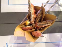 Ristorante L'anciua Pesce Povero
