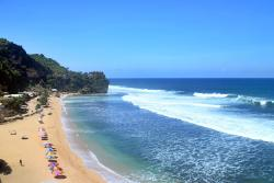 Pok Tunggal Beach