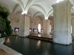 Mae de Agua Lisbon Aqueduct and Water Museum