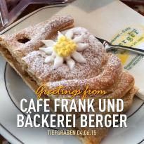 Baeckerei Cafe Frank Berger