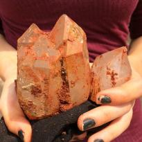 Wegner Quartz Crystal Mines