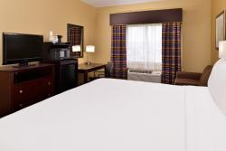 Relax in our King Room Suite