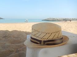 Beach side - Gulf of Oman