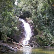 Ipiranguinha Waterfall