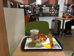 McDonald's Kansai Internation Airport
