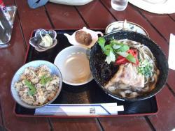 Garden Restaurant Shigira
