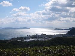 Mikumayama-sumoto Castle Ruins
