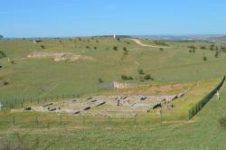 Uxama Ruins