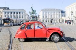 Brussels on Wheels