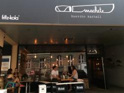 Machete - Burrito Kartell