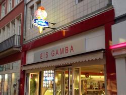 Eis Gamba Venezia