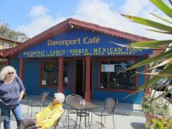 Davenport Cafe