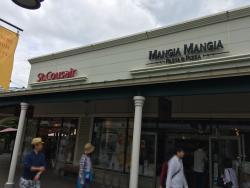 Mangia Mangia, Gotemba Premium Outlets