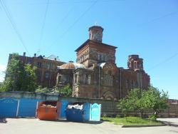 Church of the Intercession on Borovaya