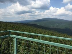 Aussichtsturm Moldaublick