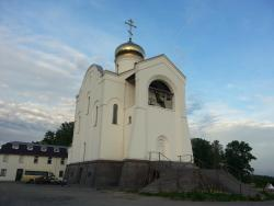 Church of the Holy Martyrs Adrian and Natalia