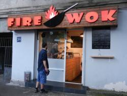 Fire Wok