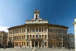 Palazzo di Montecitorio - Sede della Camera dei Deputati