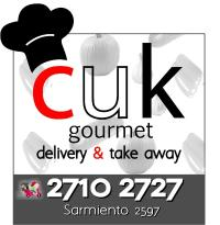 CUK Gourmet delivery & take away