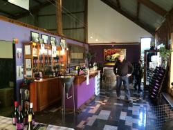 Cargo Road Winery Cafe