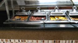 petit dejeuner buffet