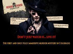 Redrum Murder Mysteries