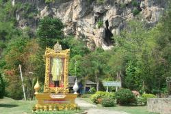 Phu Pha Man Bats Cave