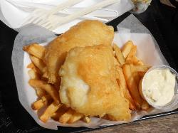 Trollers Fresh Fish & Chips