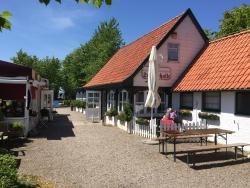 Cafe Restaurant Strandhalle Arnis