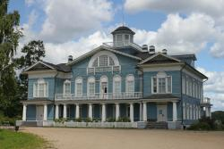 Historical and ethnographic museum Manor Galskih