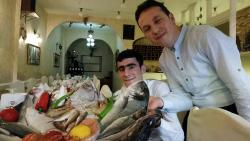Great service with excellent fresh fish on offer!