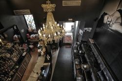 Fashion Cafe Lobby