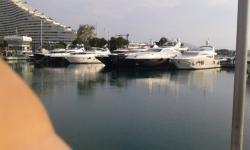 Marina Baie des Ange