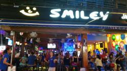 The Smiley Bar