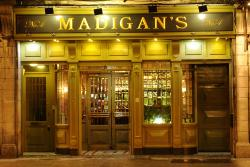 Madigan's Pub Abbey Street