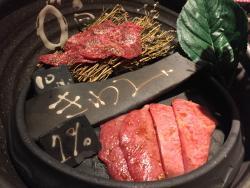 Grilled Beef Tokyoen Hiroo