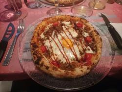 Pizzeria l'Olivier- Chatellerault 86