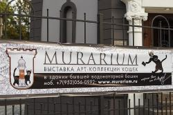 MURARIUM Art-Collection of Cats