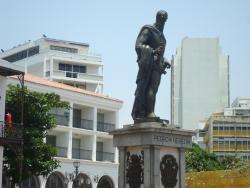 Monumento Pedro de Heredia