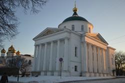 Ilyinsko-Tikhonovsky Church